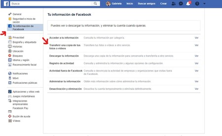 Transferir Fotos De Facebook A Google Fotos