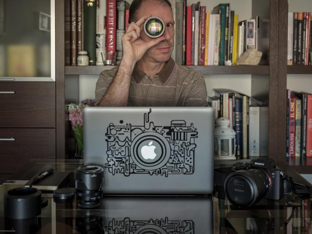 Permalink to El equipo de Jesús León : cámara, objetivos, accesorios y más