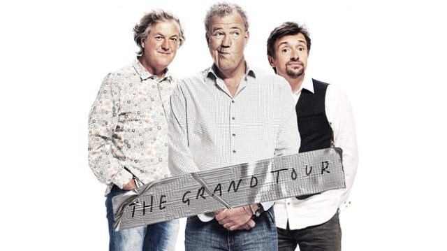 'The Grand Tour' vuelve en octubre con Clarkson, Hammond y May al frente