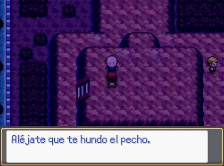 Pokemon Dialogo