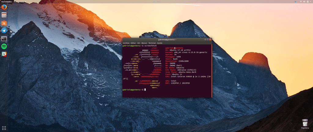 Ubuntu 17