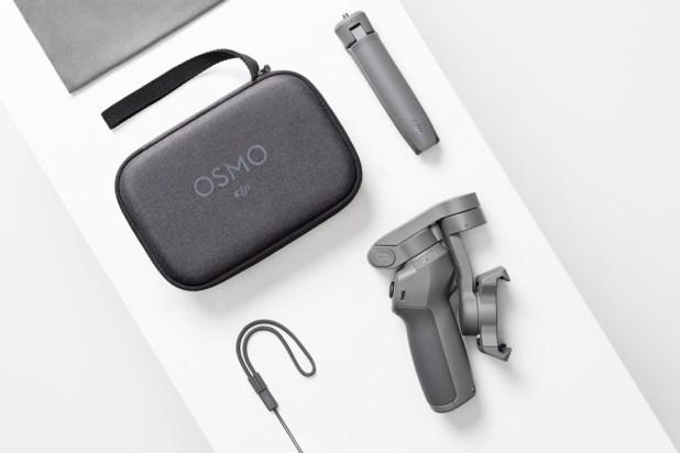 Osmo Mobile 3: el nuevo estabilizador de DJI para smartphones es más ligero, más pequeño y se dobla, este será su precio en México