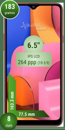 Samsung Galaxy℗ A20s