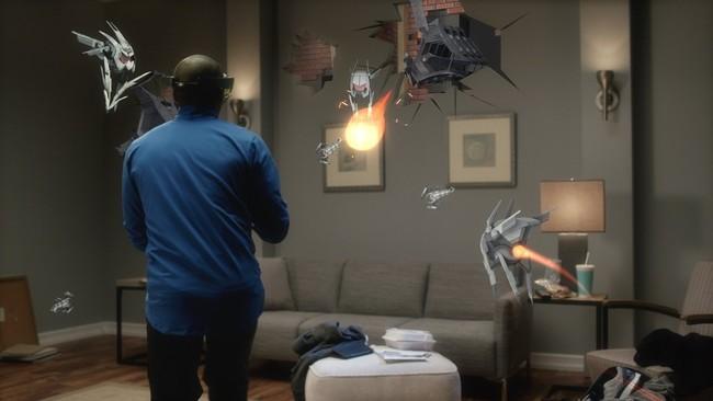 Permalink to Con qué apps y juegos quiere convencernos Microsoft de que su realidad mixta es mejor que la realidad virtual