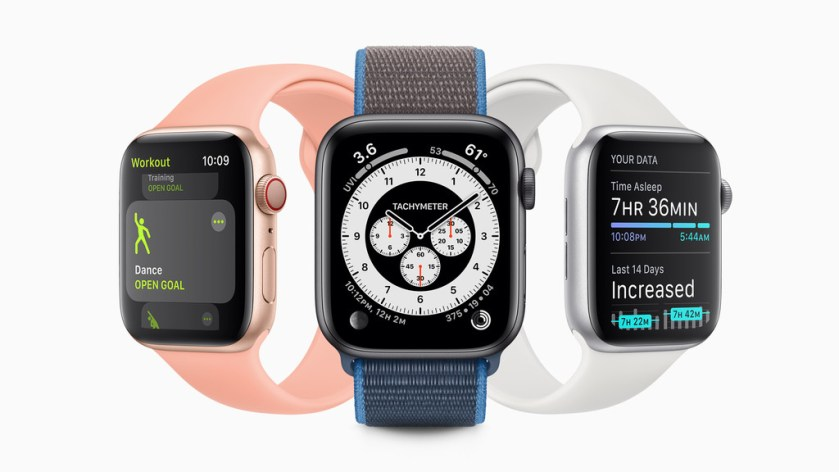 More details on watchOS 7: ECG, health and streaming content improvements