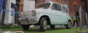 Ni Seat e600 ni 'coche del pueblo': la versión eléctrica del clásico no será nada barata ni podrá usar la marca de Seat