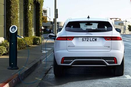 Jaguar Electrico Coche 2025