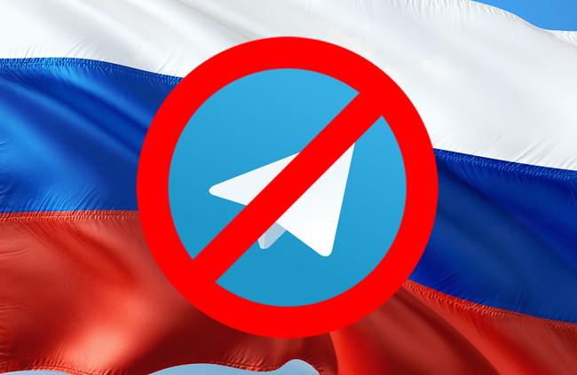 Telegram Rusia Bloqueo Prohibido Gobierno