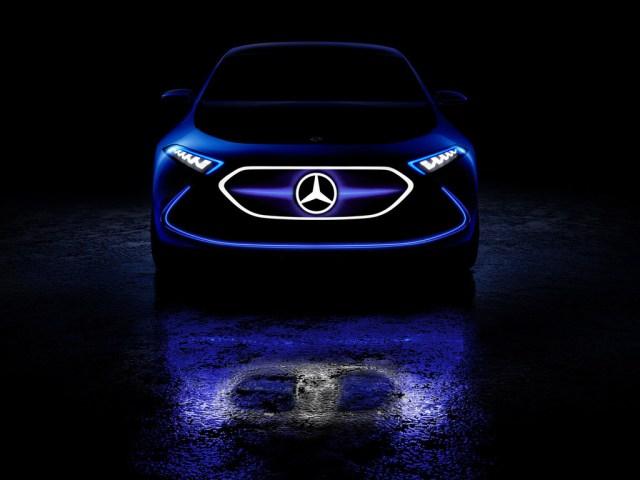 Mercedes Benz Eqa 175