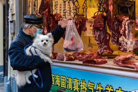 Shangai China Coronavirus Jose Luis Sanchez 20