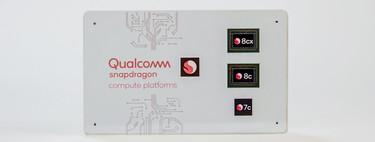 Snapdragon 7c y 8c: Qualcomm fortalece su apuesta por los procesadores de portátiles estableciendo tres gamas