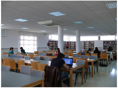 Biblioteca de la Univ. de Zaragoza