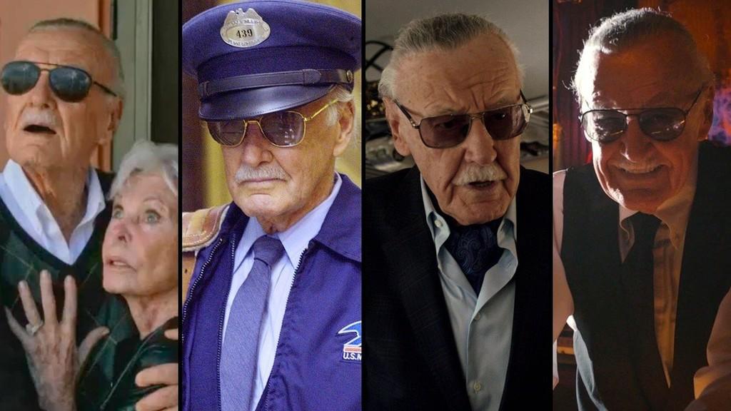 Stan Lee y TODOS sus cameos: de Fox a Sony, pasando por Disney® y hasta DC, y por supuesto Marvel