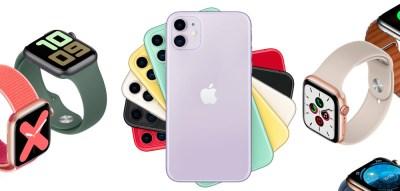 Precio y fecha de lanzamiento de los nuevos iPhone 11 y el Apple Watch Series 5
