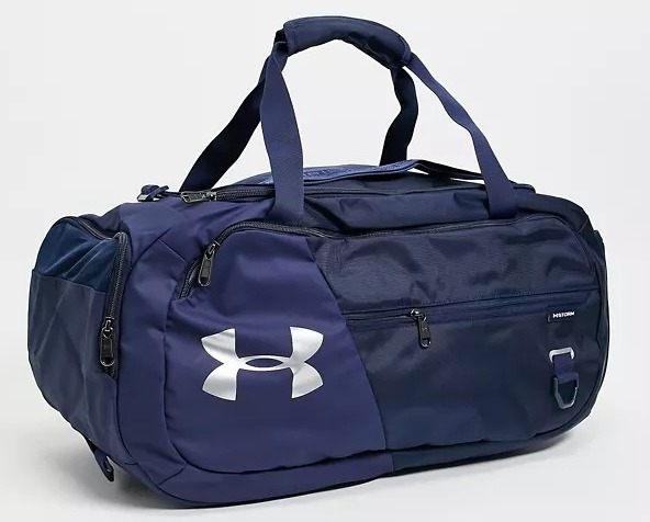 Under Armor Undeniable 4.0 Sport Duffle Bag in Navy