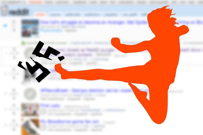 Reddit Banea Nazis