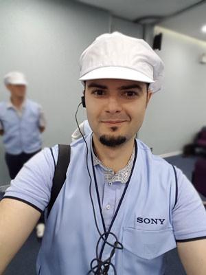 Cesar Fabrica Sony