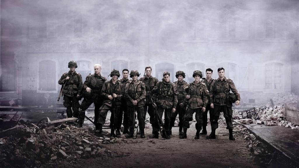 HBO pierde la nueva 'Band of Brothers' a manos de Apple, quien la producirá con Spielberg, Tom Hanks y su nuevo estudio 'Masters'