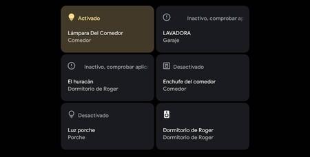 Controles Dispositivo Android 11
