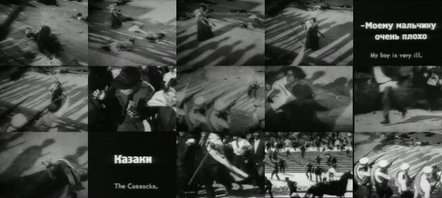Rhythmic Montage Battleship Potemkin