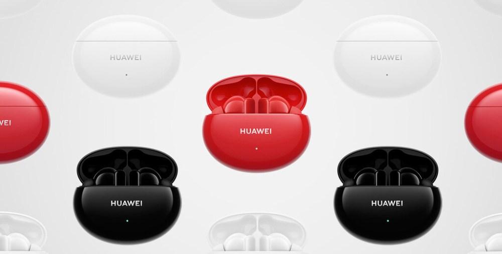Huawei FreeBuds 4i: la cancelación de ruido activa se mantiene en unos nuevos TWS con mayor batería