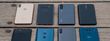 Comparativa fotográfica entre los móviles más potentes de 2019 por ahora: una guerra con una, dos, tres y cuatro cámaras traseras