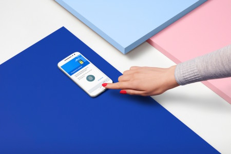 Sensor de huellas dactilares del Moto G4 Plus