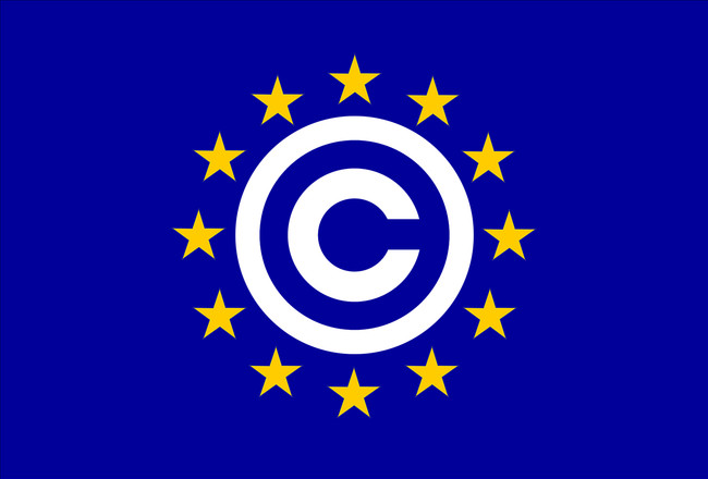 Union Europea Copyright