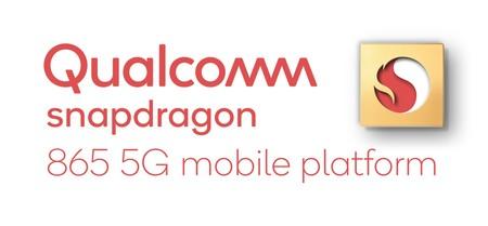 Qualcomm Snapdragon 865g 5g Mobile Platform Logo Horizontal