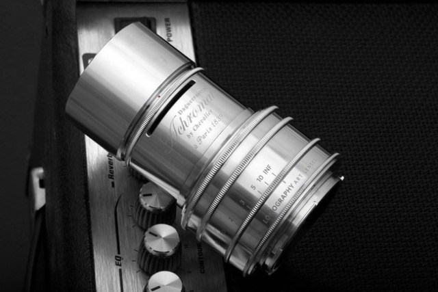Daguerreotype Achromat dos nueve 64 5