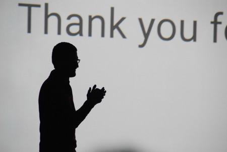 Sundar Pichai On Stage At Google S 2014 Google I O Conference 14867768277