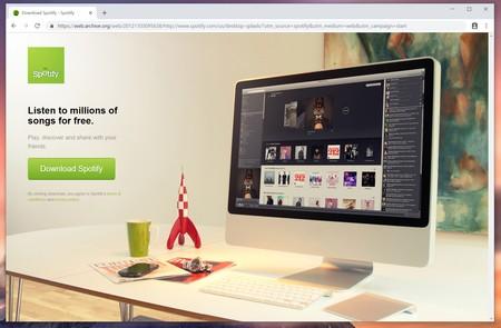 Spotify Web 2013