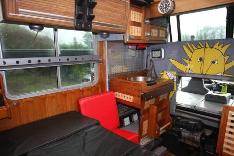 Caravana Ford F 350 6