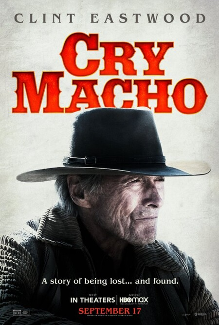Cry Male Poster