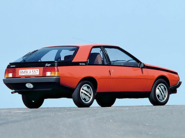 Renault Fuego Gtx