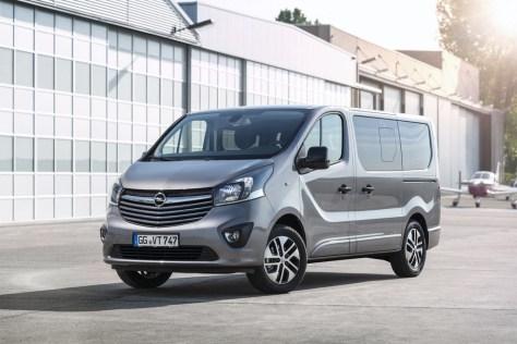 Opel Vivaro Tourer 2018