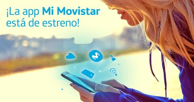 La app Mi Movistar℗ se renueva: ahora permite gestionar la televisión y descargar las facturas en el móvil