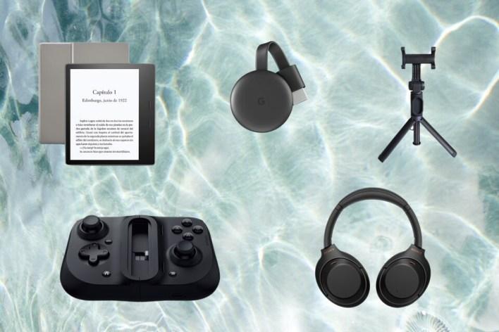 Este es mi gadget imprescindible cuando me voy de vacaciones: 14 dispositivos recomendados por los editores de Xataka