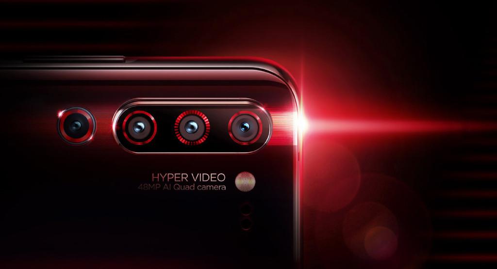 Lenovo Z6 Pro, el mas intenso de la home trae 4 cámaras a la espalda y Snapdragon 855