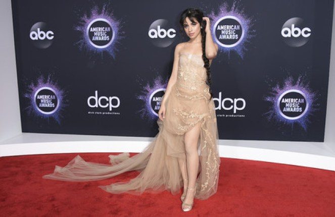 Camila Cabello Oscar De La Renta Amas 2019 02