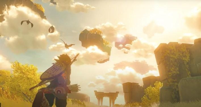 Trailer de la secuela de 'The Legend of Zelda: Breath of The Wild': Nintendo Switch ya tiene nueva superproducción
