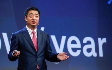 Ken Hu, vicepresidente de Huawei