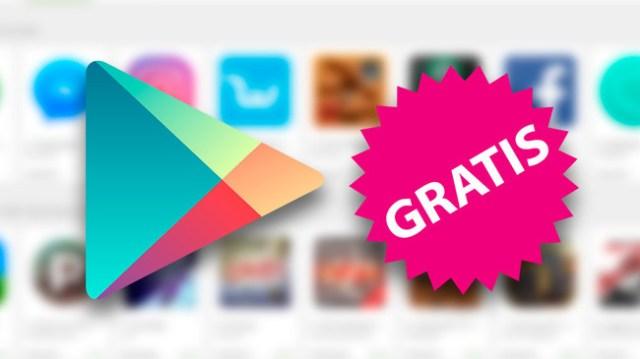 Aplicaciones gratuita Google Play Android