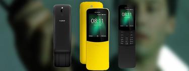 Guía de compra de teléfonos móviles que no son smartphones (2019): 15 feature phones para llamadas y SMS