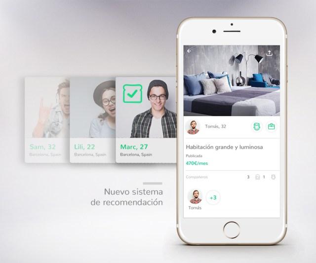 Badi, la aplicación que aplica machine learning para hallar el compañero de piso ideal