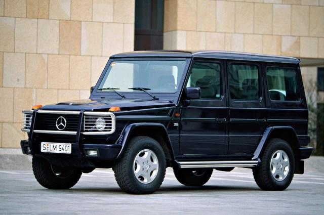 Mercedes quinientos GE AMG