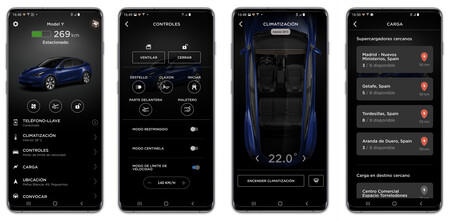 Teslamodelyapp
