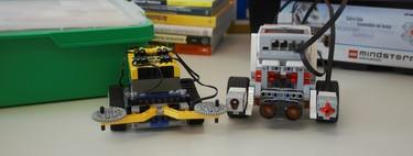 LEGO Mindstorms y WeDo a prueba: así se enfrenta LEGO a la época dorada de la robótica y programación