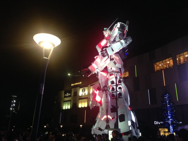 Unicorn Gundam Japon 13