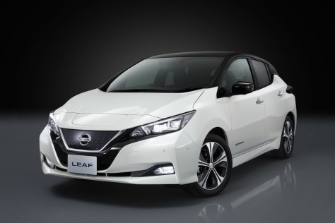 Nissan Leaf 2018 175